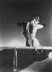 Horst P. Hors, Mainbocher Corset, Paris, 1939