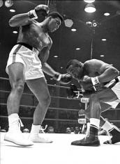 Harry Benson, Muhammad Ali and Sunny Liston, Miami, 1964