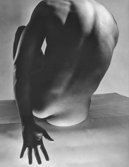 Horst, Male Nude (Hand Behind Back), New York, 1953