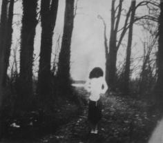 Deborah Turbeville, L'Heure Entre Chien et Loup: Isabel in Blumarine, VOGUE Italia, Montova, Italy, 1977