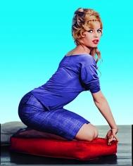 Bruno Bernard, Brigitte Bardot, 1956