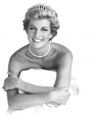Patrick Demarchelier, Princess Diana, London, 1990