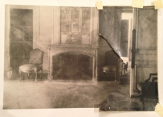 "Deborah Turbeville, Fireplace in the Petit Apartments of Versailles, from ""Unseen Versailles"", 1980"