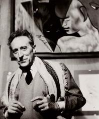 Louise Dahl-Wolfe, Jean Cocteau, Paris, 1955