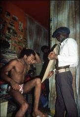 Bruno Barbey, Fela Kuti in His Home, Lagos, Nigeria, 1978