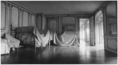 "Deborah Turbeville, The Private Apartment of Madame du Barry at Versailles, from ""Unseen Versailles"", 1980"