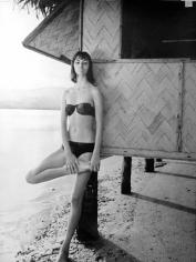 Norman Parkinson, Katherine Pastire, Tahiti, 1960