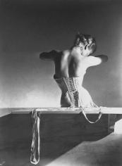 Horst P. Hors, Mainbocher Corset, Paris, 1939