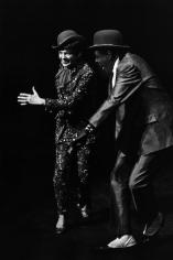 Ron Galella, Judy Garland & John Williams Mr. Bubbles, Palace Theatre, New York, 1967