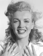 Andre de Dienes, Marilyn Monroe, Tobey Beach, 1949