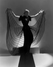 Horst P. Horst, Helen Bennett in Spider Dress, New York, 1939