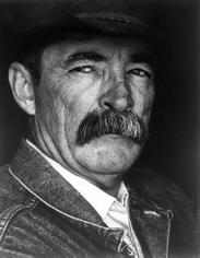 Kurt Markus, Kirby Hickman, WS Ranch, Cimarron, New Mexico, 1996