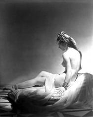 Horst, Odalisque II (Variant), New York, 1943