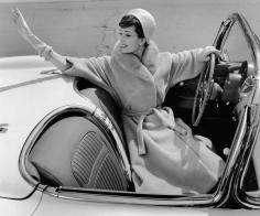 Rico Puhlmann, Gitta Schilling, Berlin, French Vogue, 1959