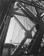 Edward Steichen, George Washington Bridge, New York 1931