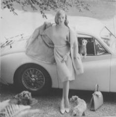 Norman Parkinson, Nena Von Schlebrugge, 1958