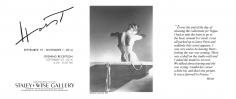 Horst P. Horst, Exhibition Invitation