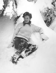 Andre de Dienes, Norma Jean, Oregon 1945