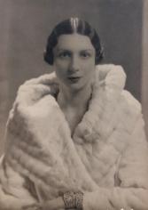 George Hoyningen-Huene, Lillian Fischer, Paris, 1928, Vintage Print