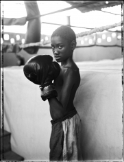Patrick Demarchelier, Boxing Gym, Cuba, 1998