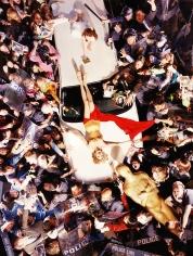 David LaChapelle, Faye Dunaway: Day of the Locust, 1996