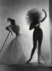 Horst P. Horst, Costume Designs by Salvador Dali for his Ballet Bacchanale, Paris, 1939