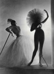 Horst P. Horst, Costume Designs by Salvador Dali for his Ballet Bacchanale, Paris, 1939