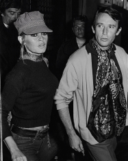 Ron Galella Brigitte Bardot and friend at the Zoom Zoom nightclub, St, Tropez, France, 1968