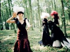 Ellen von Unwerth, Marquise, Paris, 1993