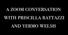 Hoodooland, A Zoom conversation with Priscilla Rattazzi and Yermo Welsh
