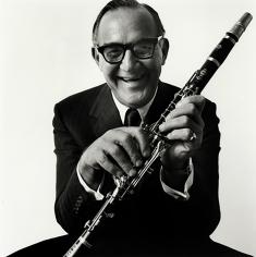 Bert Stern, Benny Goodman, 1958