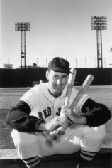 Slim Aarons, Ted Williams, 1955