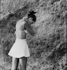 Herbert Matter, Model in Swimwear