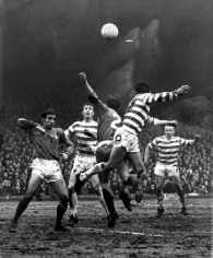 Harry Benson, Celtics vs. Rangers, Glasgow, Scotland, 1971
