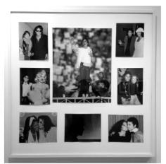 Ron Galella, Michael Jackson Grid