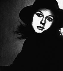 Lillian Bassman Du Pont - Maria Newell, circa 1950's