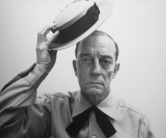 Photographer Unknown, Buster Keaton, New York, circa 1952