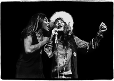 Amalie R. Rothschild,  Janis and Tina at Madison Square Garden, 1969
