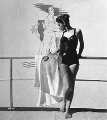 Louise Dahl-Wolfe, Hollywood Nude, 1938
