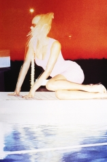 Stephanie Pfriender Stylander, Eva Herzigova, Fiery Nights, Mirabella, Miami, 1994