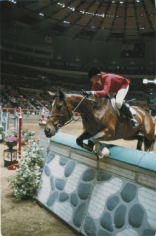 George Kalinsky, The National Horse Show, c. 1980