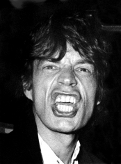 Ron Galella, Mick Jagger, New York, 1984