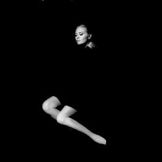 Jerry Schatzberg, Faye Dunaway, 1967