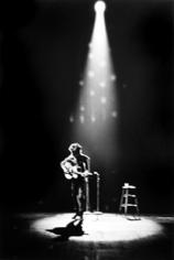 Dan Kramer, Bob Dylan in Spotlight, Princeton, New Jersey, 1964