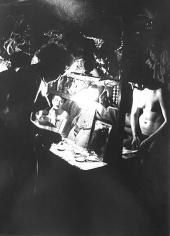 Frank Horvat, Le Sphynx, B, Paris, 1956