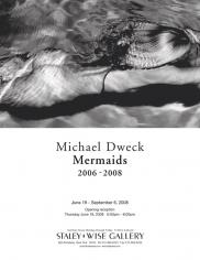 Michael Dweck, Exhibition Invitation