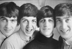 Norman Parkinson, Beatles, In the Money, 1964