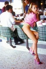 Arthur Elgort, Kate Moss, Los Angeles, VOGUE, 1995