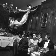 Melvin Sokolsky, Jump, Paris, 1965