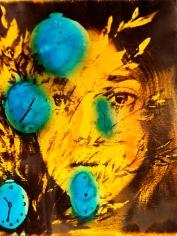 Kali, Clockwork Orange 1, Palm Springs, CA, 1970